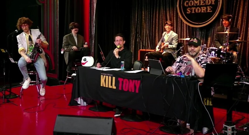 KILL TONY #465 – QUARANTINED #20