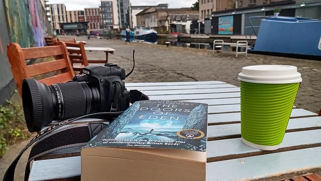 Coffee, Camera, Book