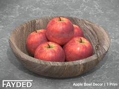 FAYDED - Apple Bowl