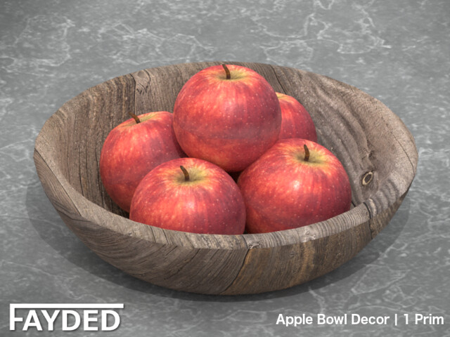 FAYDED – Apple Bowl