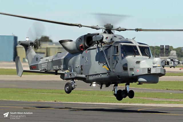 Westland Lynx Wildcat HMA2