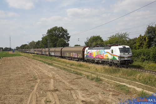 193 366 . DB Cargo . 45725 . Dülken . 29.07.20.