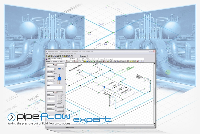 Working with Pipe Flow Expert 2016 v7.40 full license