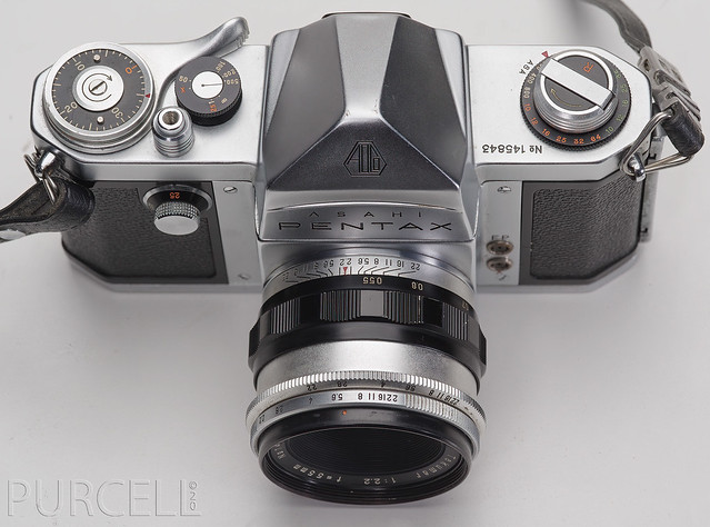 Asahi Pentax, a Camera With Lots of Firsts