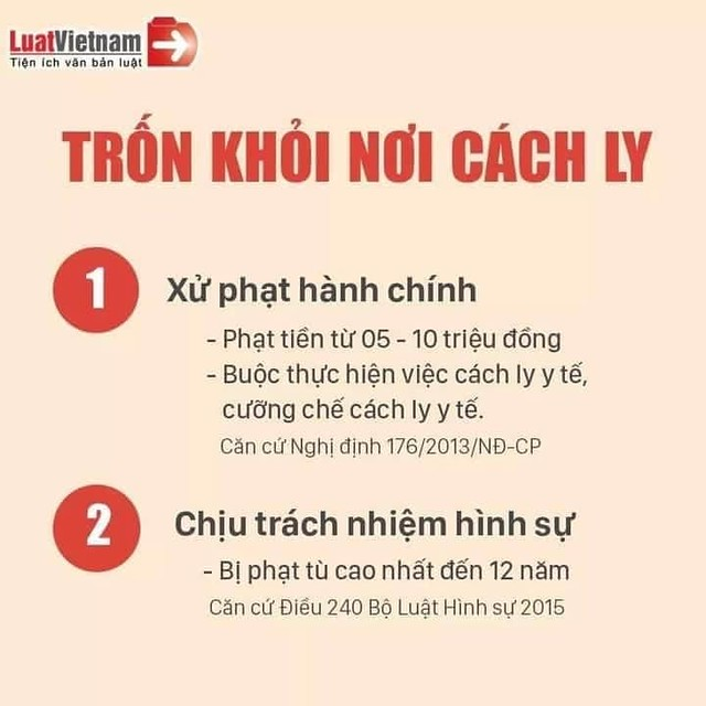 quy dinh xu phat covid19