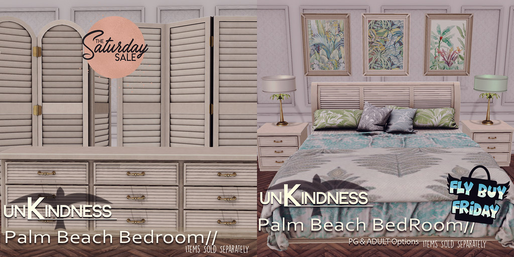 uK Palm Beach Bedroom Sets