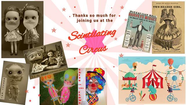 BaD Jul 31, 2020 - Circus Collage