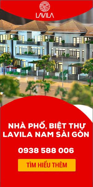 Dự án biệt thự nhà phố Lavila kiến á nhà bè.