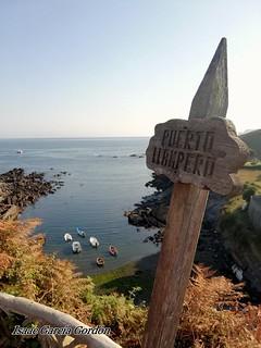 Puerto Llampero, Gozón-Asturias.