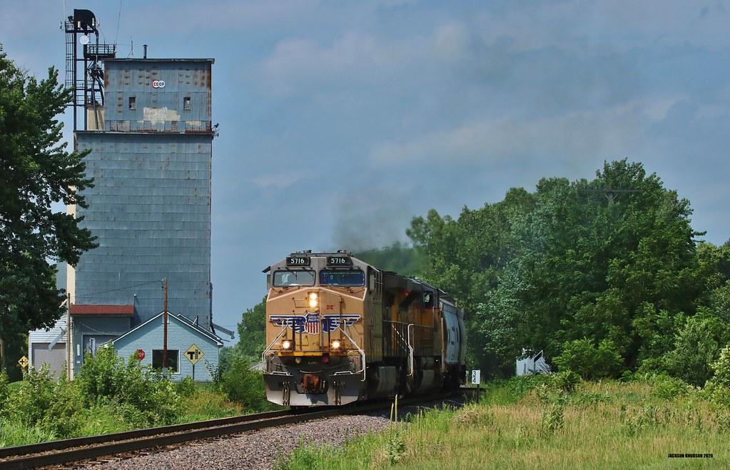 Spine Line Grainer - Manly Iowa