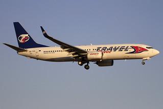 OK-TSE. B-737/800. Travel Service. PMI.
