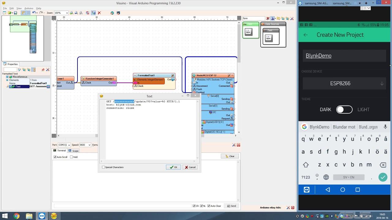 Working with Visuino 7.8.2.261 full