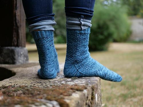 {Tricot} Cosmic socks