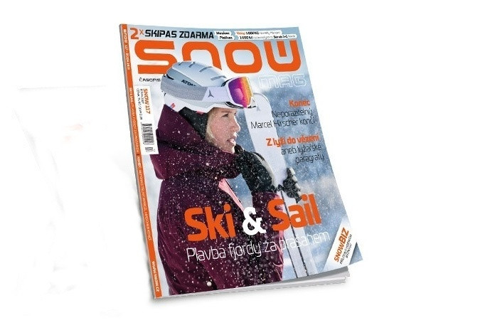 Harmonogram SNOW, NORDIC a SWISSmag v sezóně 2020/21