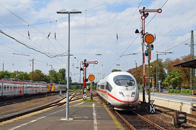 403 516-8 Hanau Hbf 21.08.18