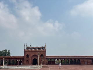 City Monument - Corona-Era Jama Masjid, Old Delhi | by Mayank Austen Soofi