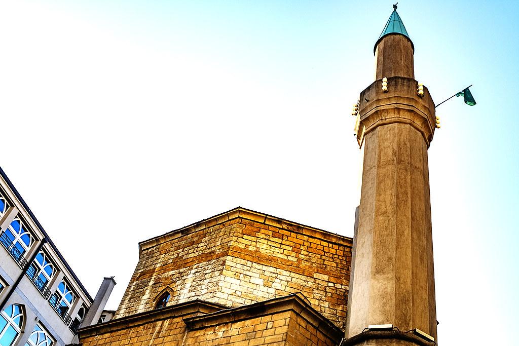 Bajrakli Mosque--Belgrade 5