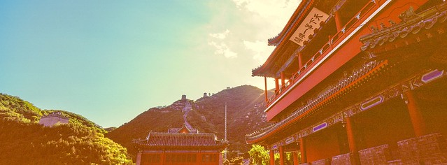 The Most Impregnable Pass of the Great Wall-居庸关长城(Juyongguan Great Wall)