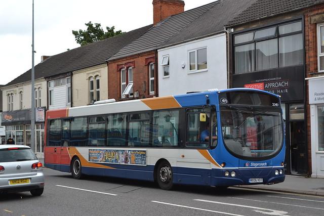 Stagecoach Lincolnshire 21248 MX06VOT