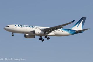 F-HBIL Airbus A330-200 Corsair Orly Airport LFPO 13.08-19