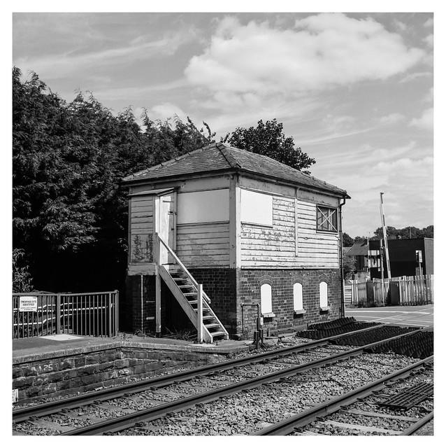 Shireoaks signal box