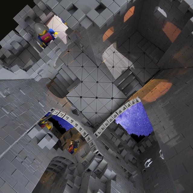 Escher - Up and Down
