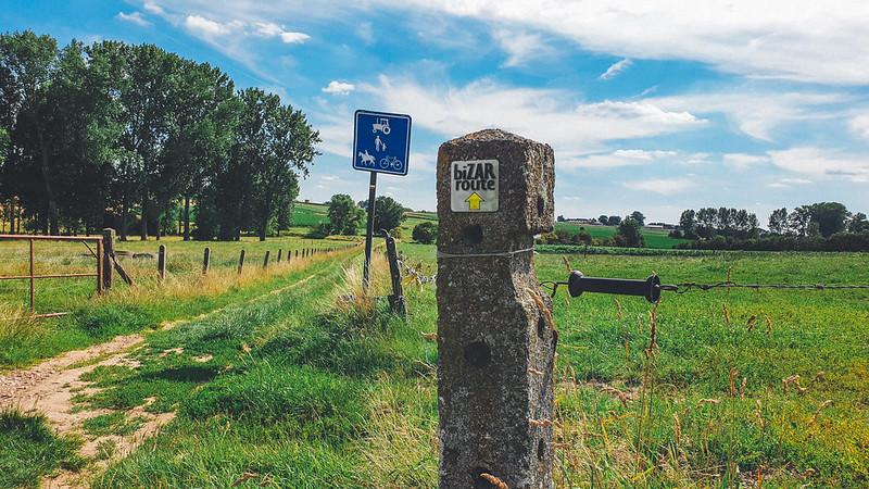 Zarlardinge / biZAR route
