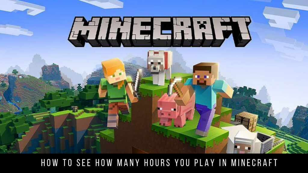 How to See How Many Hours You Play in Minecraft