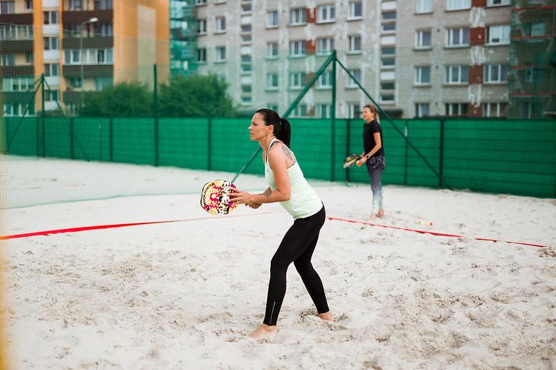 Liepājas pludmales tenisa līga 2020, 3.posms. Foto: Mārtiņš Vējš / 3rd leg of Liepaja beach tennis league