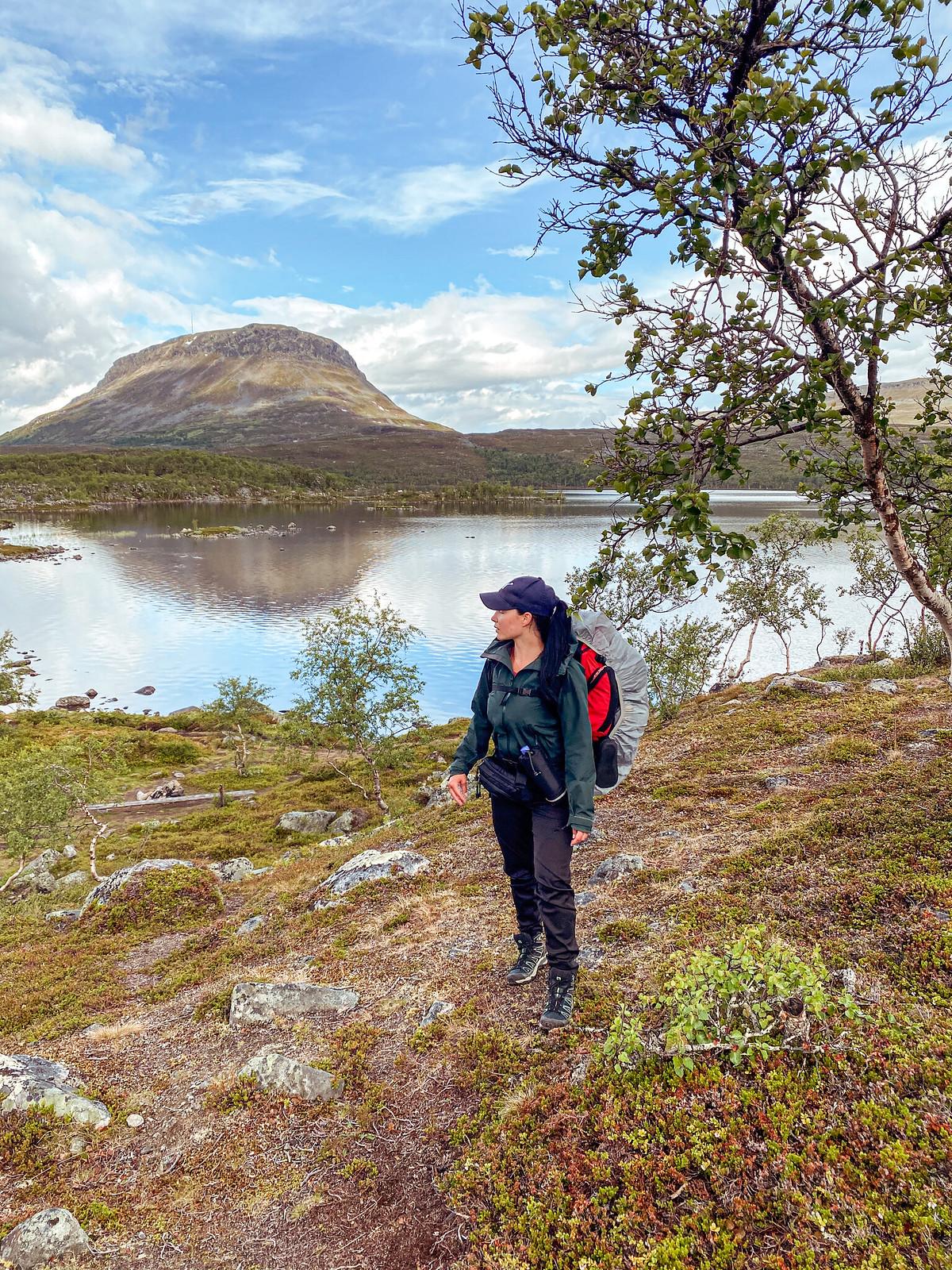 Kilpisjärvi vaellus