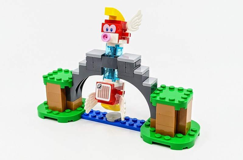 71368: Toad's Treasure Hunt Set Review