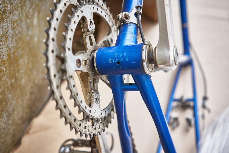 Vélo Gitane fin des années 70 50173218293_c6b1cdaafc_c