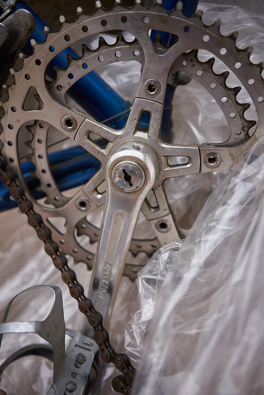 Vélo Gitane fin des années 70 50173218473_310b40f9aa_c