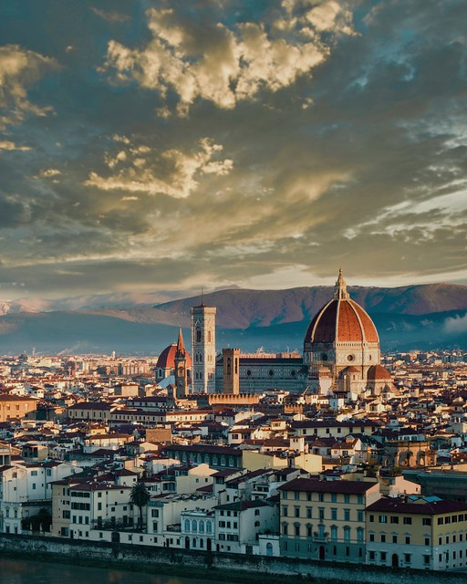 Morning in Florence