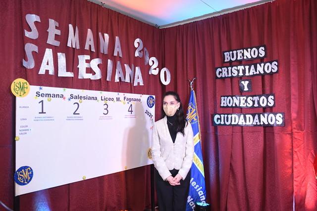 Sorteo Semana Salesiana 2020