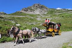Alpenpost Napoleon 2712 Andermatt - Airolo, Gotthardpass