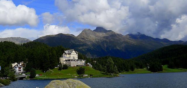 St. Moritz. Sankt Moritz
