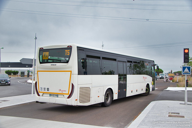 Iveco Crossway - Transdev CTM