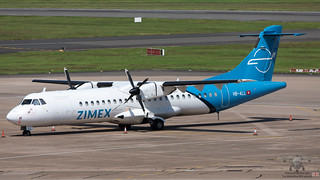 HB-ALL ATR72 ZIMEX AVIATION | by John Mason 2020
