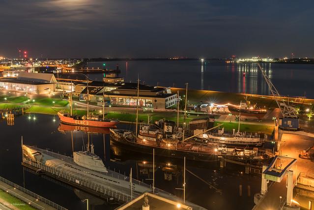 Bremerhaven-Museumshafen