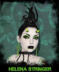 Helena Stringer - Designer/Blogger Headshot