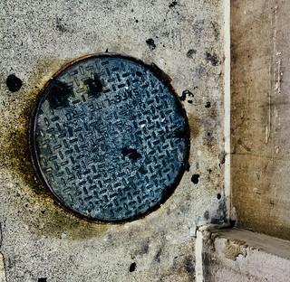 Manhole - NYC