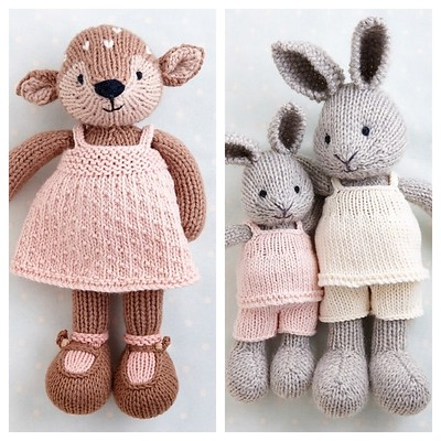 Julie Williams of Little Cotton Rabbits, she has a new Sundress Supplement  out that is free but needs to be used in conjunction with the existing dress pattern of any of her animal patterns or her dress collections.