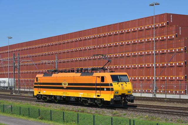 RRF 189 091; Vondelingenweg, 30-07-2020