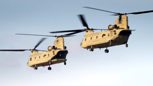 Boeing CH-47F Chinook 14-08162 US Army