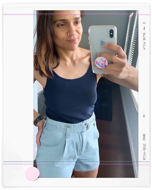 High Waist Shorts Tanvii.com