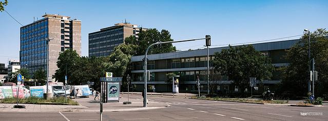 Kollegiengebäude & Universitätsbibliothek