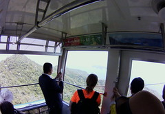 Miyajima ropeway, April 2016