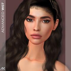 [AK] Advanced W07 Head