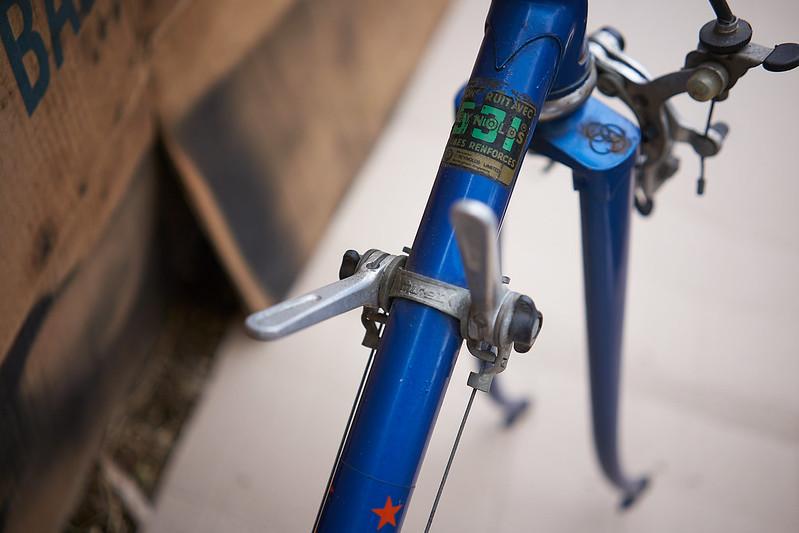 Vélo Gitane fin des années 70 50173763401_1052ae3a65_c